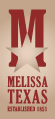Melissa Texas Chamber of Commerce logo